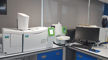 GC/Mass Spectrometer (GC/MS) Clarus® SQ 8 GC/MS offers unsurpassed sensitivity and unparalleled stability for identification and quantitation of volatile and semi-volatile compounds (VOC and SVOC). http://www.perkinelmer.co.uk/product/clarus-sq8s-ms-120-230v-ei-n6480013